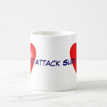Heart Attack Survivor Coffee Mug