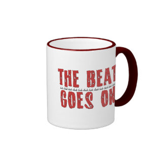 Heart Attack T-shirts | Gifts for Bypass Patients Ringer Coffee Mug