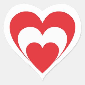 Heart Austria heart Austria Heart Sticker
