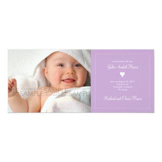Heart • Baby Announcement