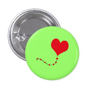 Heart Balloon Button