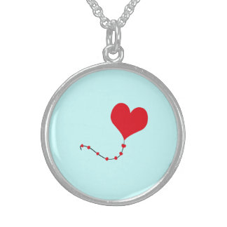 Heart Balloon Pendant