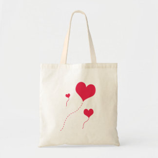 Heart Balloons Bag
