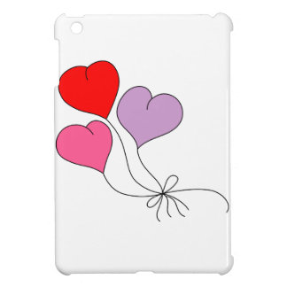 Heart Balloons iPad Mini Covers