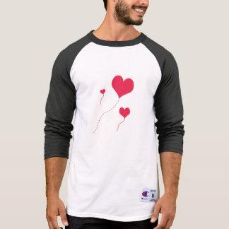 Heart Balloons T Shirts