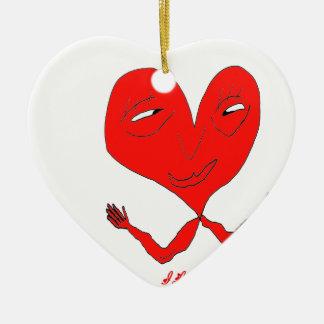 HEART BDDSHOP.png ARM Ceramic Ornament