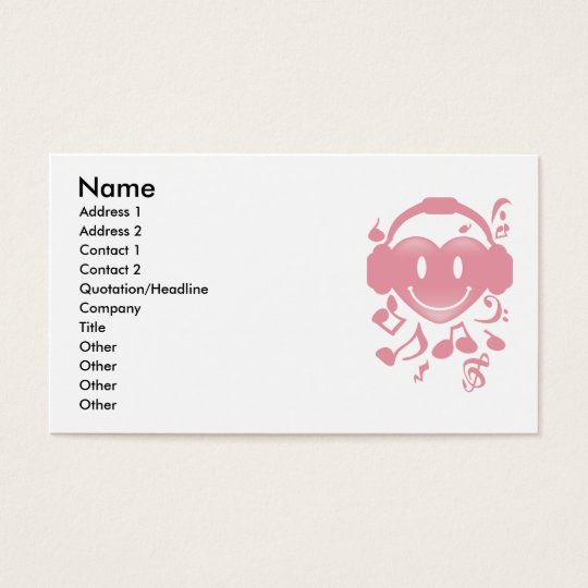 Heart_Beat Business Card