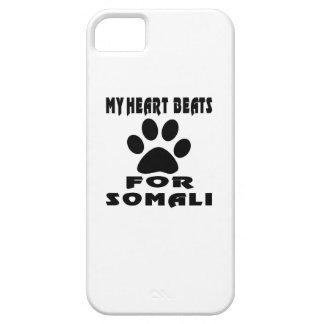 Heart Beat For SOMALI iPhone 5 Case
