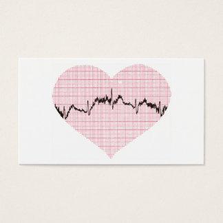 Heart Beat III Business Card