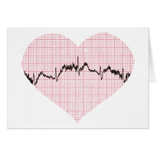Heart Beat III Card