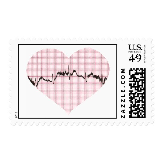 Heart Beat III Postage