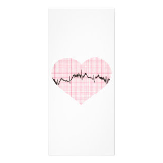 Heart Beat III Rack Card