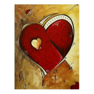 Heart Beat Postcard