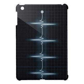 Heart Beat Pulse Trace iPad Mini Case Savvy Gloss