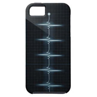 Heart Beat Pulse Trase iPhone 5 Vibe iPhone SE/5/5s Case
