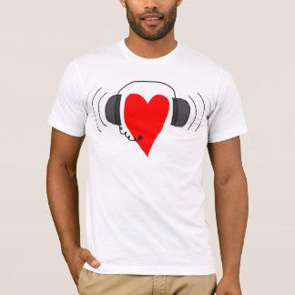Heart Beats Tee