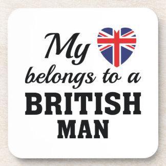 Heart Belongs British Coaster