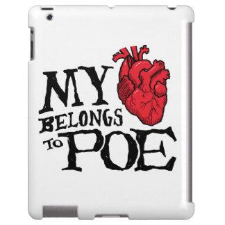 Heart Belongs to Poe Tablet Case