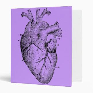 heart binder