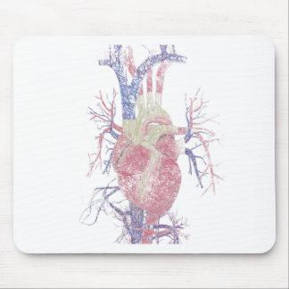 Heart (Biro) Mouse Pad