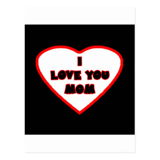 Heart Black Transp Filled The MUSEUM Zazzle Gifts Postcard