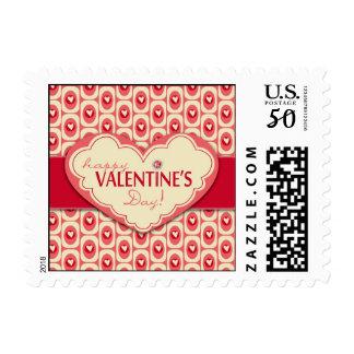Heart Blocks Stamp