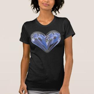 heart bluebell T-Shirt