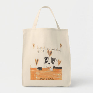 Heart, Body, Mind and Spirit Tote Bag