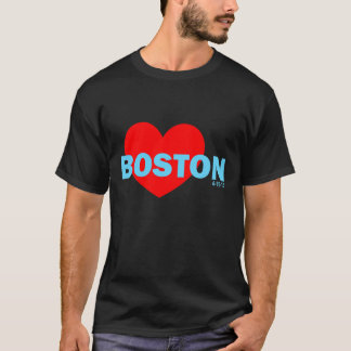 Heart Boston 4 15 2013 T-Shirt