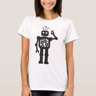Heart Bot Apparel T-Shirt