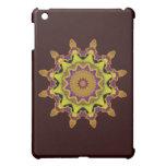 Heart Box Sun Gold Mandala Case For The iPad Mini