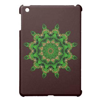 Heart Box Sun Green Cover For The iPad Mini