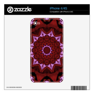 Heart Box Sun Rouge iPhone 4S Decal