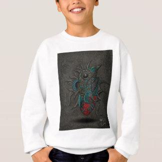 Heart Brain Eye Sweatshirt