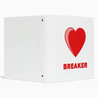 Heart Breaker Binder