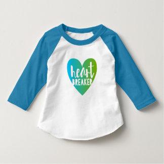 Heart Breaker Blue/Green T-Shirt