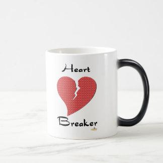 Heart Breaker Broken Heart Magic Mug