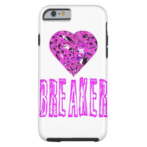 Heart Breaker Tough iPhone 6 Case