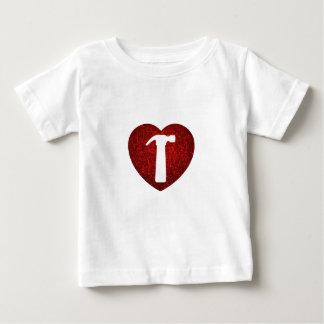 Heart breaker dazzled t-shirt