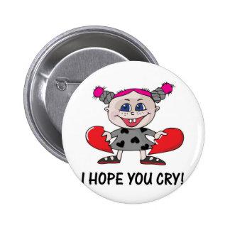 heart breaker hope u cry buttons