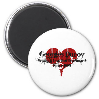 Heart Breaker Magnet