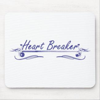 Heart Breaker Mouse Pad