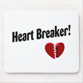 Heart Breaker! Mouse Pad