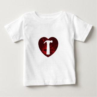 Heart breaker shattered heart t-shirt