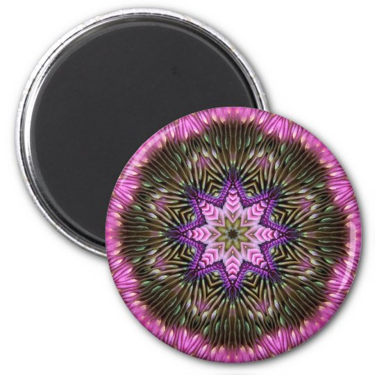 Heart Breath Star Magnet