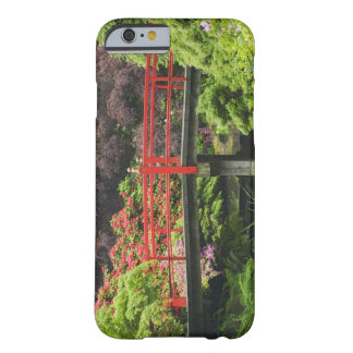 Heart Bridge with blossoming rhododendrons, Barely There iPhone 6 Case
