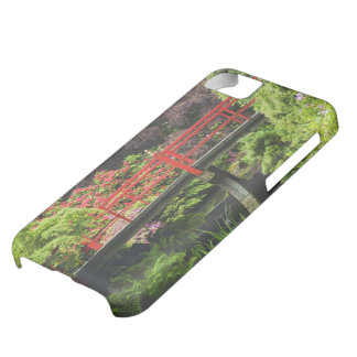 Heart Bridge with blossoming rhododendrons, iPhone 5C Cover