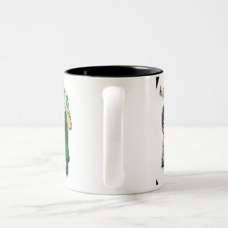 Heart Broken Coffee Mug