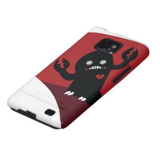 Heart Broken Monster Cover Samsung Galaxy S Cover