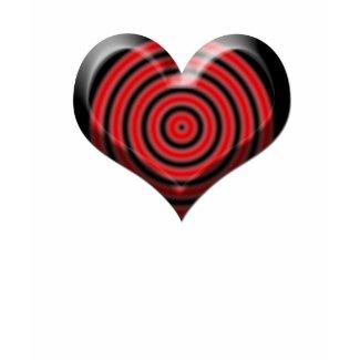 Heart Bullseye shirt